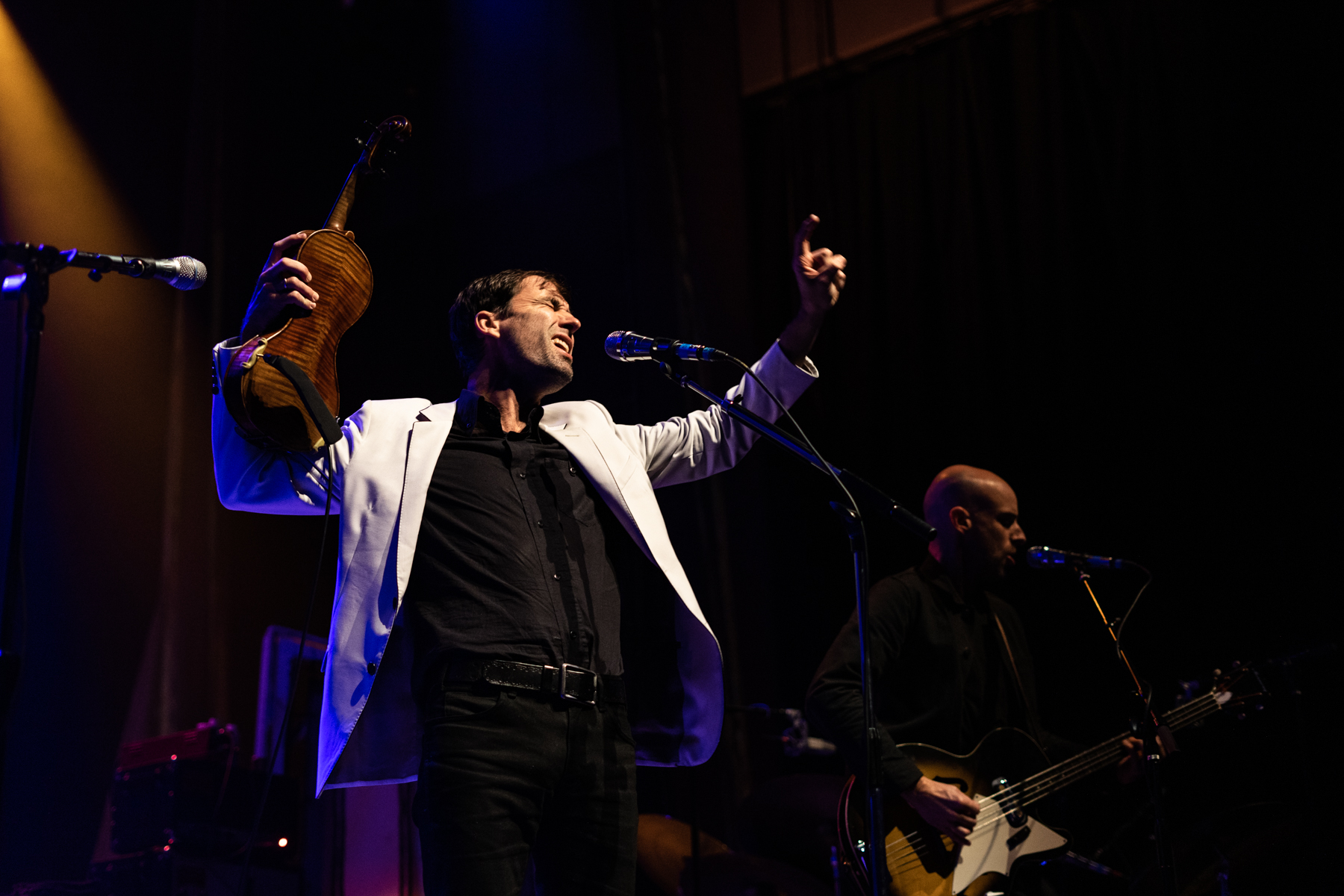 Andrew Bird at the Palace Theater