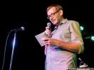 Comedian Nils Lindahl