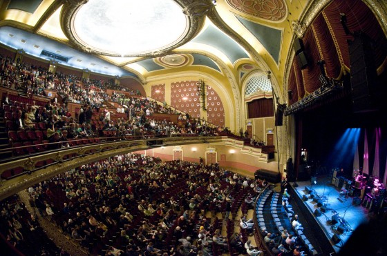 Orpheum Theater Reviler