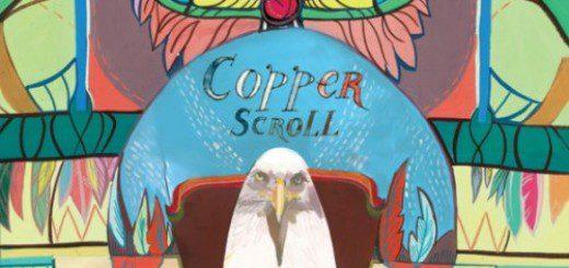leisure birds copper scroll