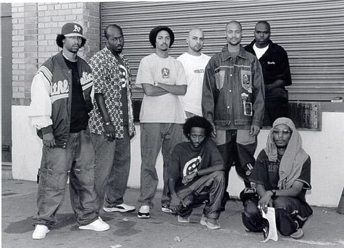 Hieroglyphics Hip Hop Group 81