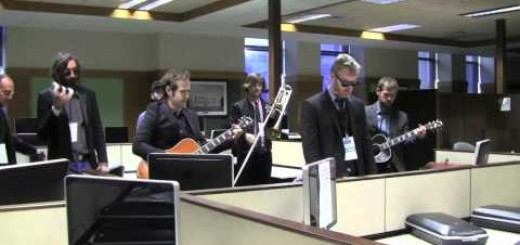 """The National """"Terrible Love"""" Video"""
