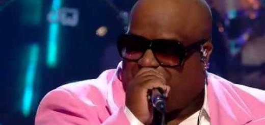 "Cee Lo ""Fuck You"" live on Jools Holland"