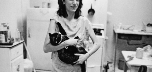 patti smith cat