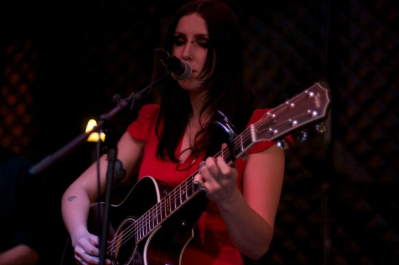 Chelsea Wolfe at the Triple Rock