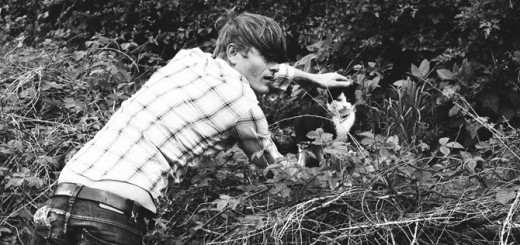 john dwyer with cat