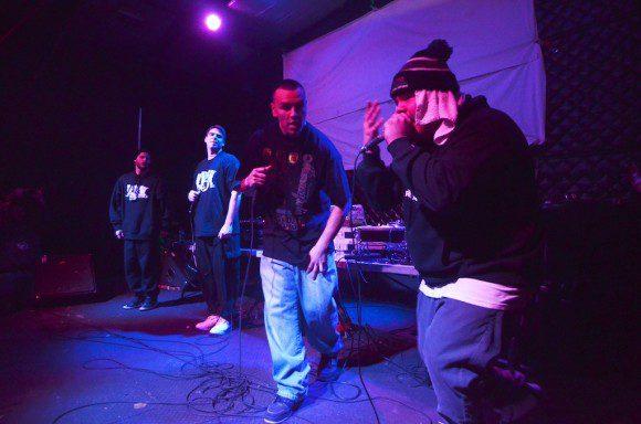 Rez Rap performing again
