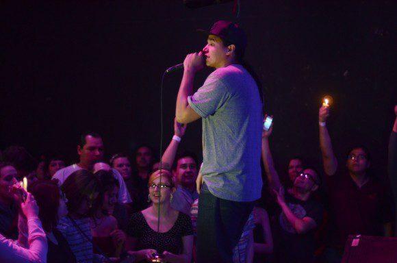 Tall Paul performing again
