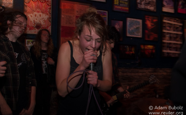 Photos: Guerilla Toss at the Turf Club