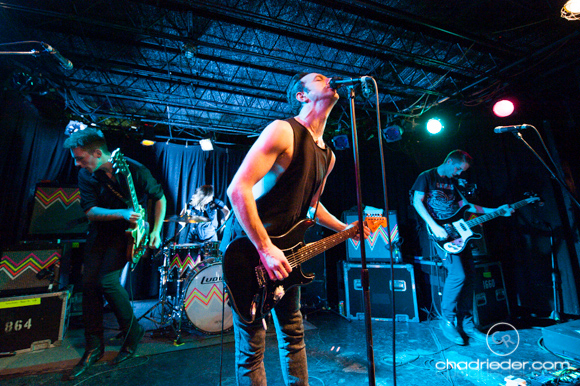 Photos: Glasvegas at the 7th St. Entry