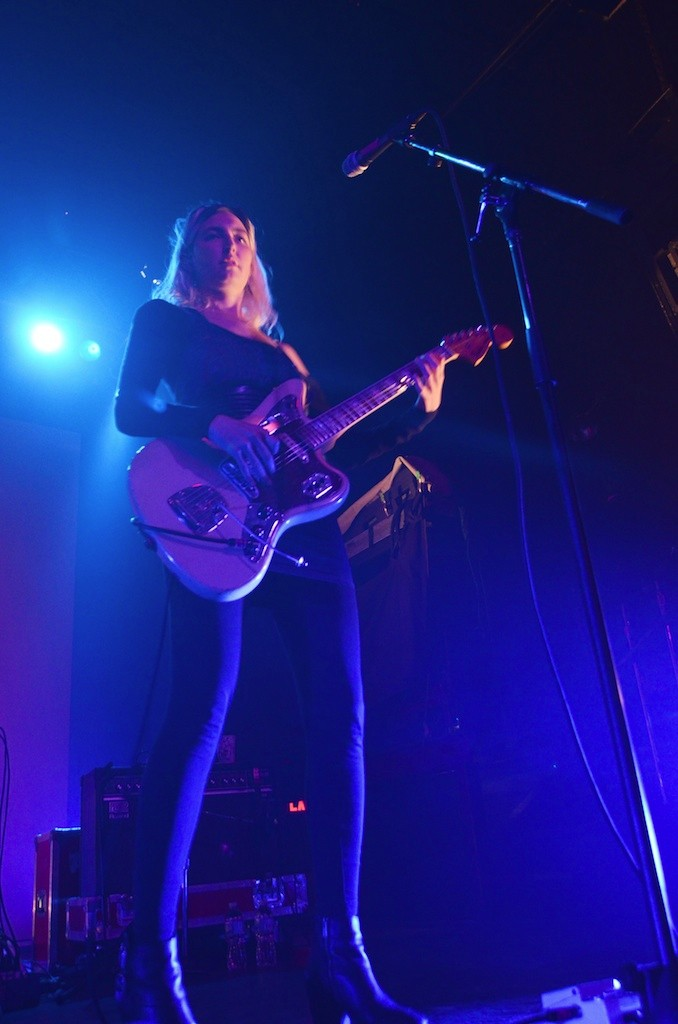 warpaint first avenue 6