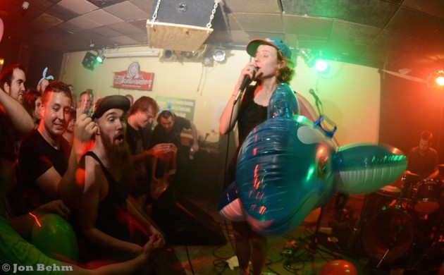 Photos: Miami Dolphins Record Release Show