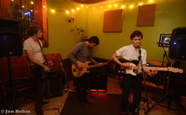 Photos: Rat Columns at the Seward Cafe