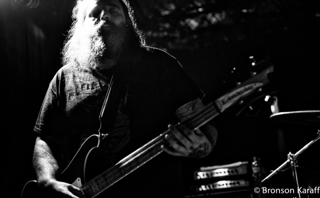 Photos: OM and Watter at 7th St Entry 10/10/2014