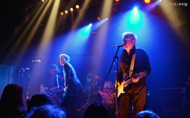 Photos: Gang of Four at the Varsity Theater