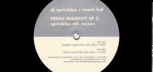 "House music and politics mix together on DJ Sprinkles and Mark Fell's ""Fresh"""