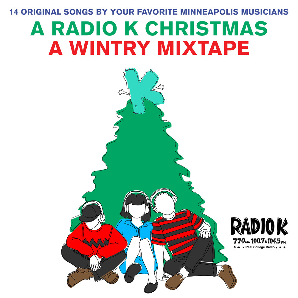 Stream tons of local bands on the new Radio K Christmas Mix! - Reviler