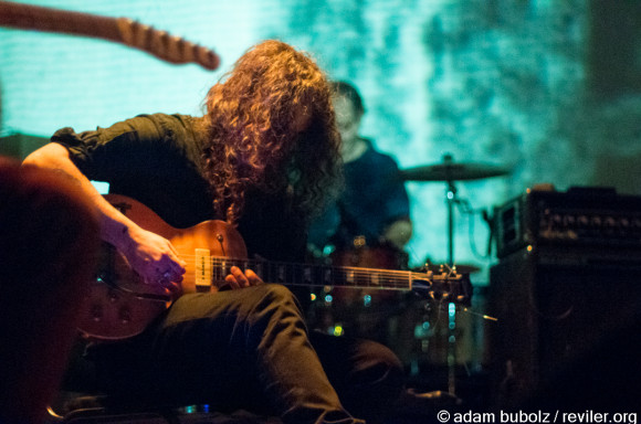 Godspeed You! Black Emperor @ First Avenue, Minneapolis, MN - January 11th, 2016