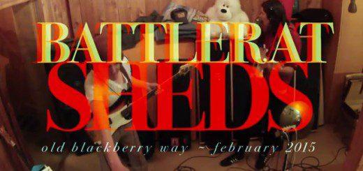 """Video: Battlerat: """"Sheds"""""""