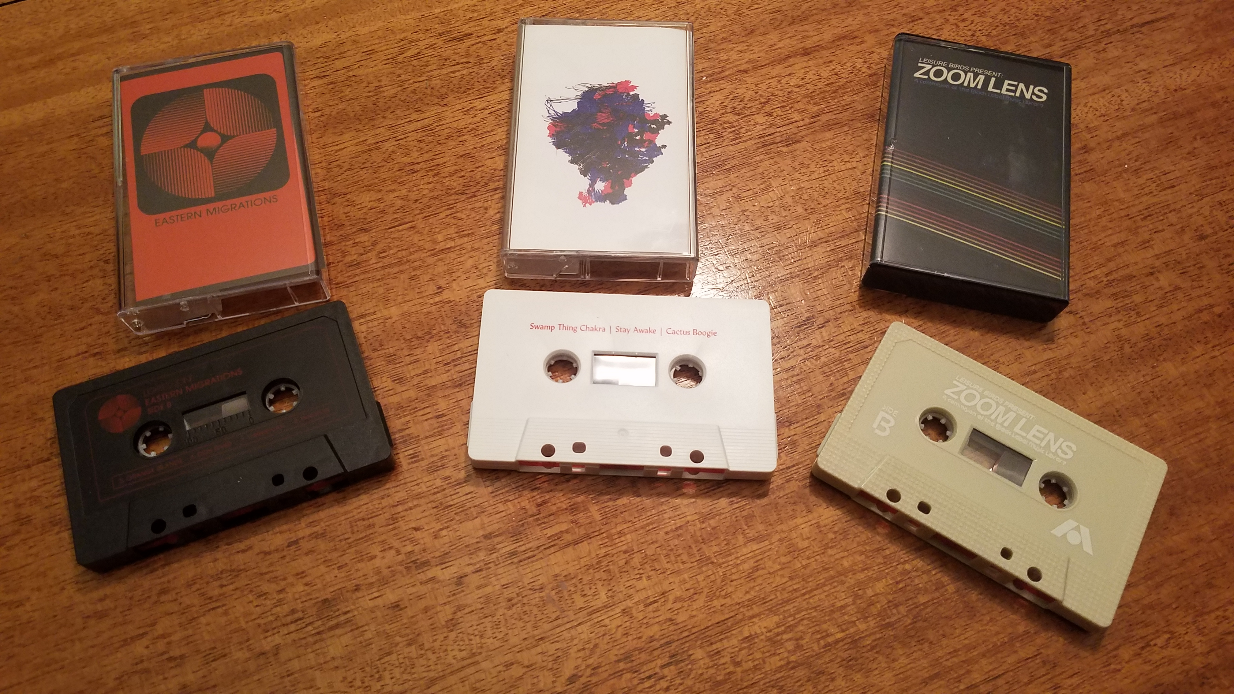 Tape Tuesday: First Three Tapes From Local Label Family