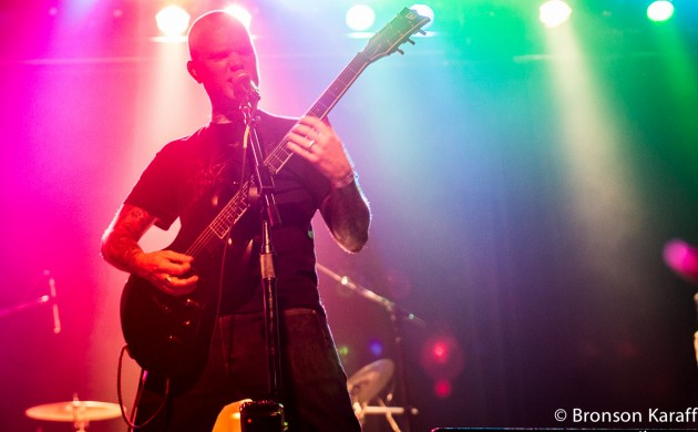 Vulgaari / Bloodnstuff / Seawhores at First Avenue 7.19.2014