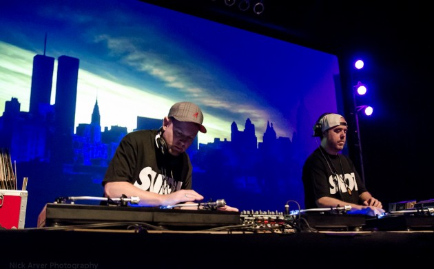 Photos: DJ Shadow and Cut Chemist at the Skyway Theatre