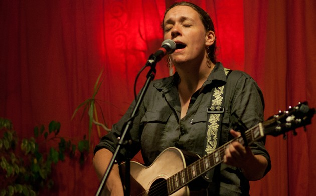 Photos: Lucy Wainwright Roche at Ginkgo Coffeehouse