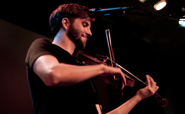 Photos: Owen Pallett at the Cedar Cultural Center