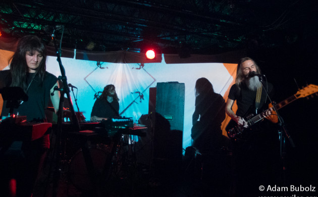 Photos: Moon Duo at the 7th Street Entry