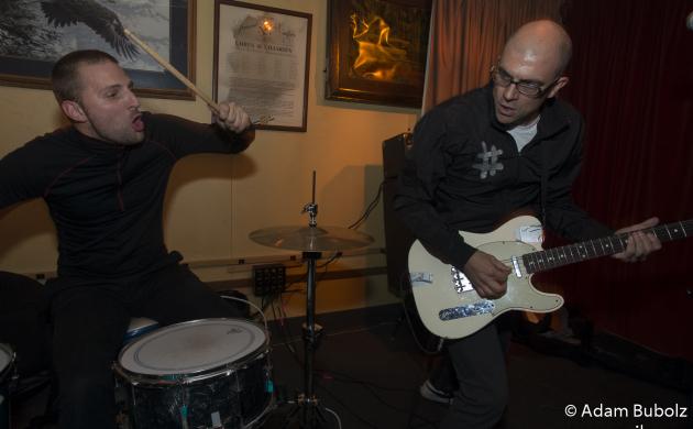 Photos: The Blind Shake at Eagles Club 34